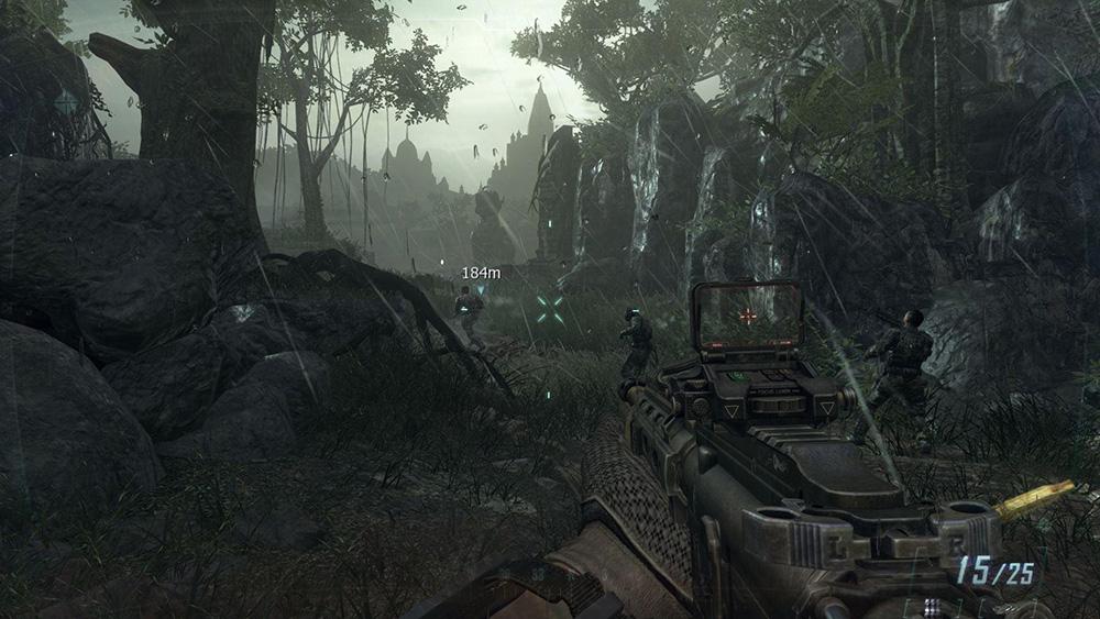 Скачать торрент Call of Duty: Black Ops 2 All DLC и Multiplayer (2012/PC/Ру